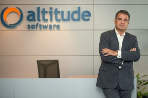 Alfredo Redondo CEO Altitude Software