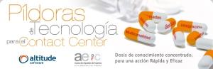 LAS PÍLDORAS DE TECNOLOGÍA PARA EL CONTACT CENTER HAN FORMADO, EN SUS CINCO EDICIONES, A 2.000 PROFESIONALES DE LA INDUSTRIA