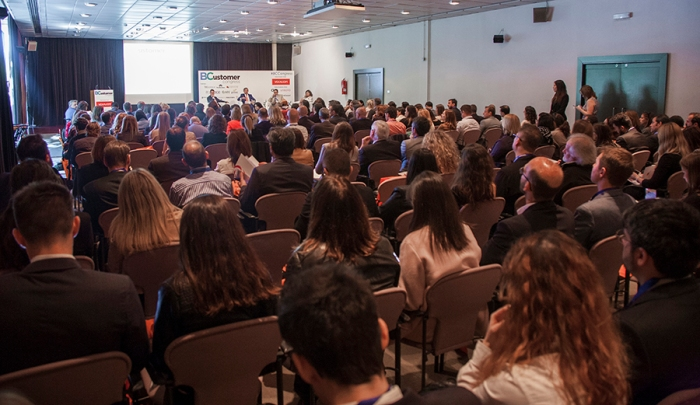 Barcelona Customer Congress 2016