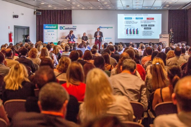 Barcelona Customer Congress 2018